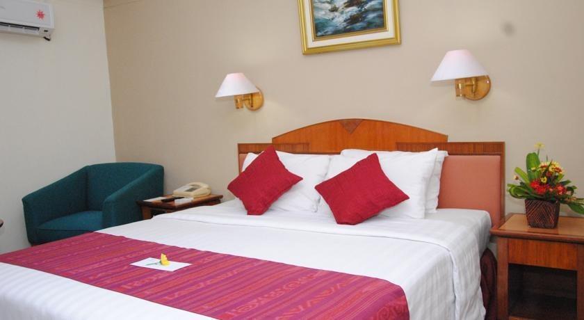 Hotel Sahid Kawanua Manado - Kamar