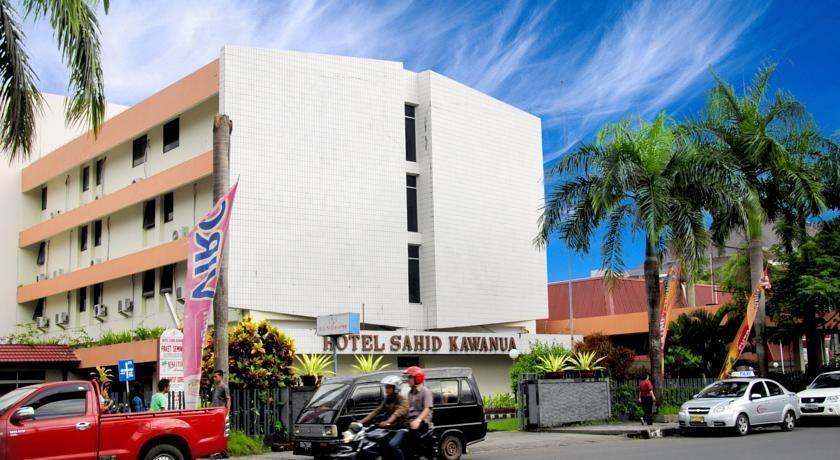 Hotel Sahid Kawanua Manado - bangunan