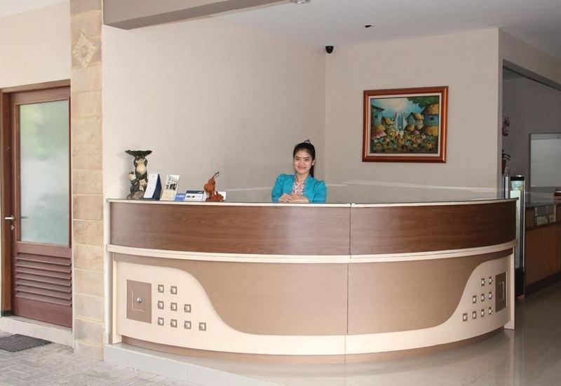 Hotel Cepu Indah 2 Cepu - Interior