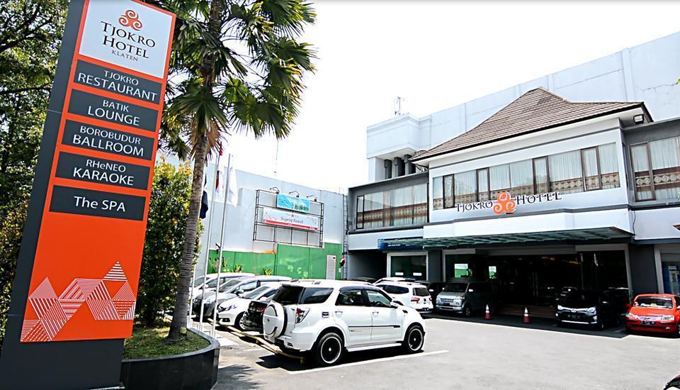 Tjokro Hotel Klaten - Bangunan