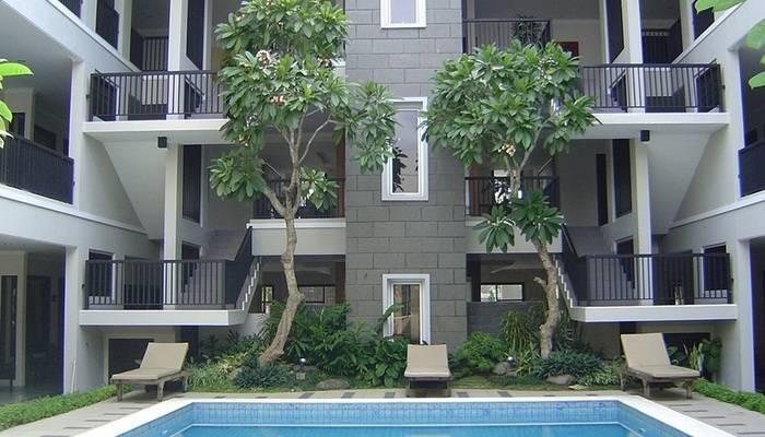 NIDA Rooms Nusantara 18 Kaliwates - Kolam Renang