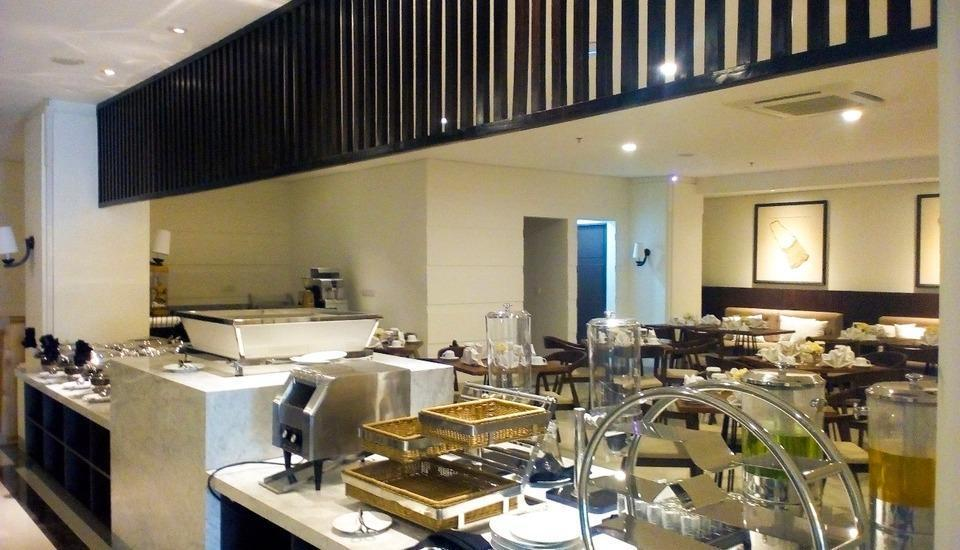 Kyriad M Hotel Sorong Papua Barat - Restaurant