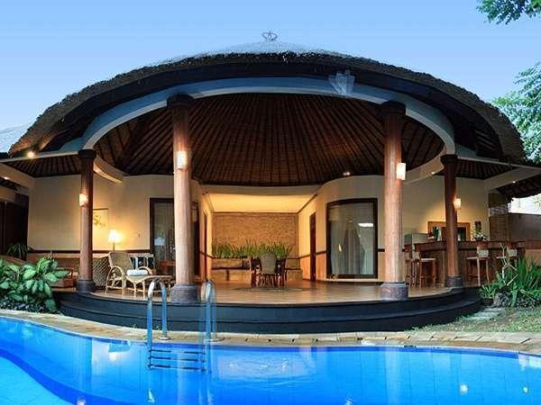 The Taman Ayu Hotel Seminyak -  Vila dua kamar tidur dengan kolam renang pribadi