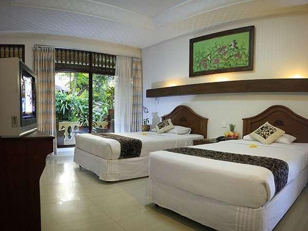 The Taman Ayu Hotel Seminyak - Deluxe Room Hanya Kamar Deluxe