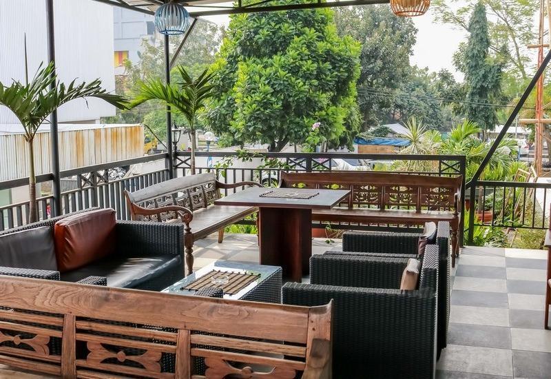 NIDA Rooms Bandung Square Pearl Batununggal - Pemandangan Area