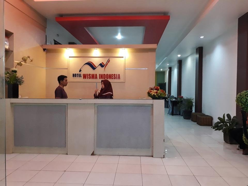 Hotel Wisma Indonesia Kendari - Lobi