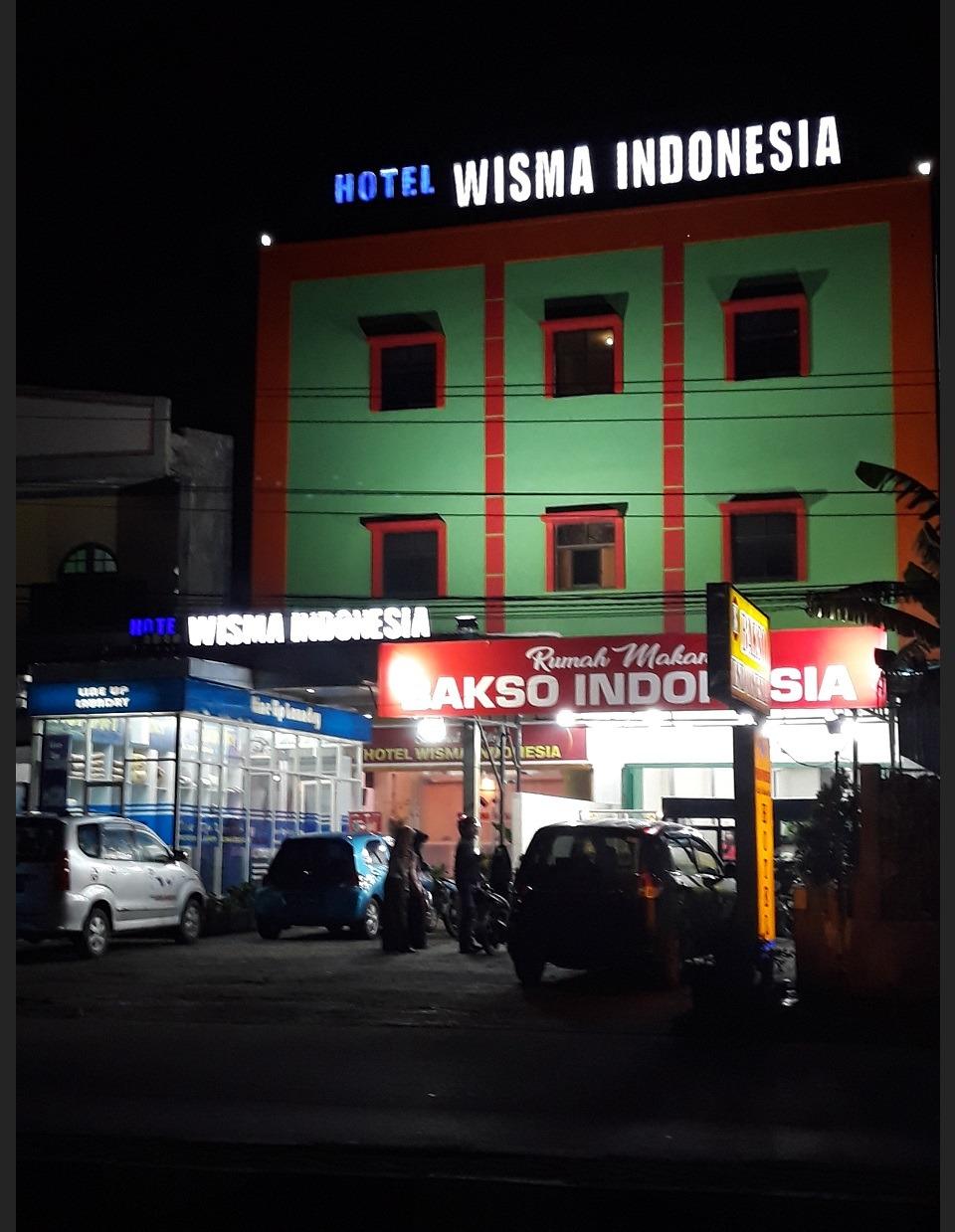 Hotel Wisma Indonesia Kendari - Exterior