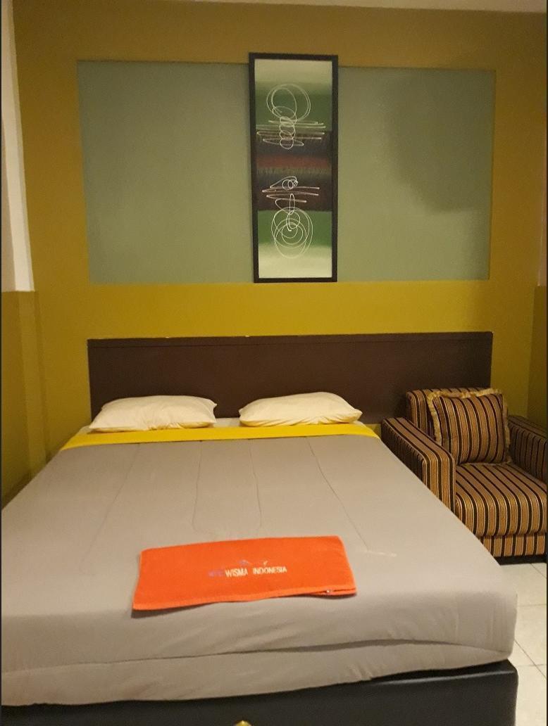 Hotel Wisma Indonesia Kendari - Deluxe Double
