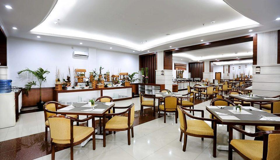 Grand Asrilia Hotel Convention & Restaurant Bandung - Restoran