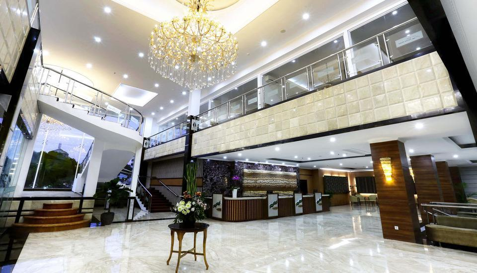 Grand Asrilia Hotel Convention & Restaurant Bandung - Lobby