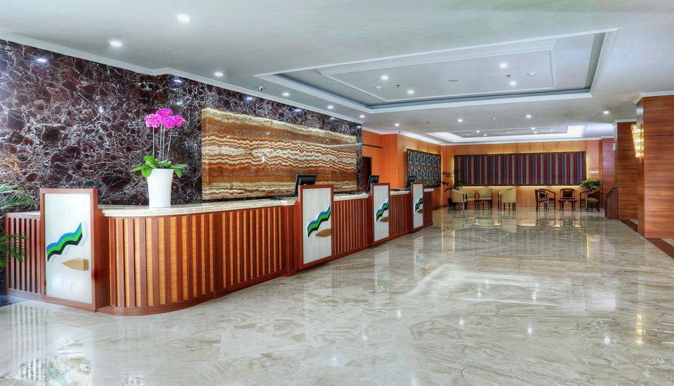 Grand Asrilia Hotel Convention & Restaurant Bandung - Front Office
