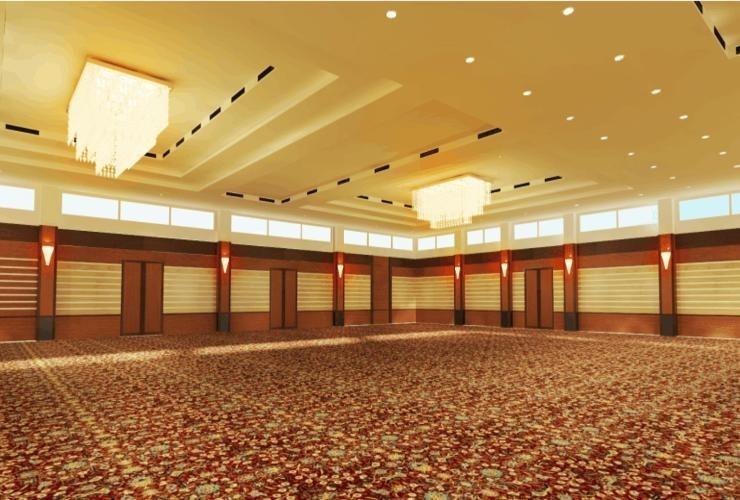 Grand Asrilia Hotel Convention & Restaurant Bandung - Ballroom