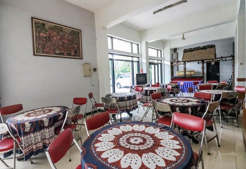 NIDA Rooms Yogyakarta Adisucipto Airport - Restoran
