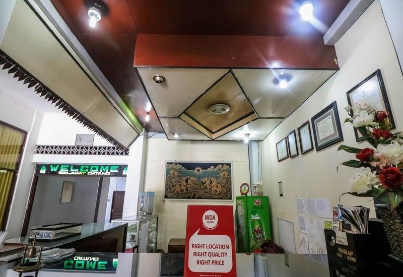 NIDA Rooms Yogyakarta Adisucipto Airport - Resepsionis