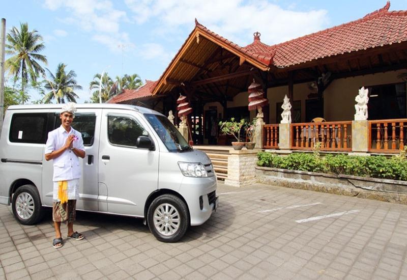 Bali Palms Resort Bali - Layanan Antar Jemput