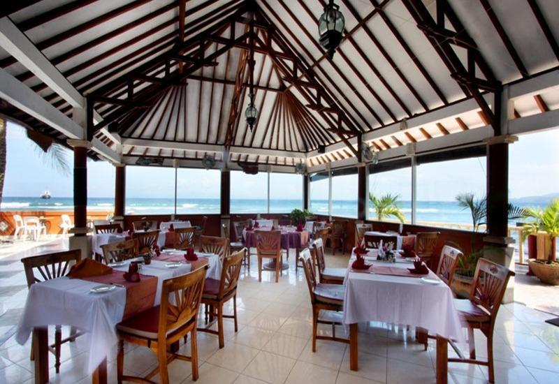 Bali Palms Resort Bali - Palms Cafe