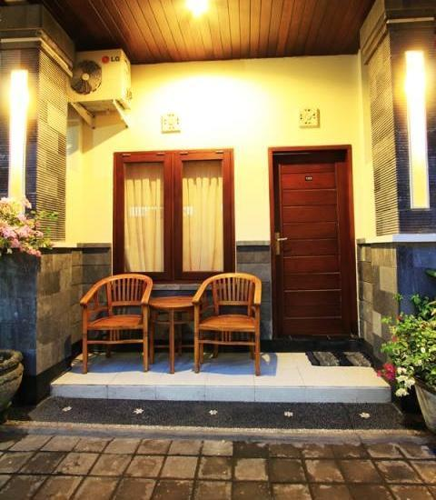 Surya Inn Bali - Deluxe Room - With Breakfast Regular Plan