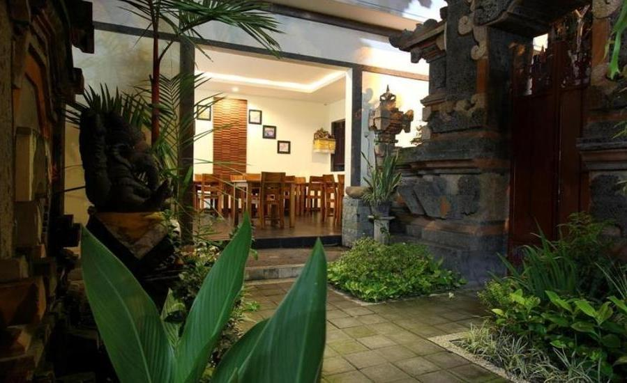 Surya Inn Bali - Restoran