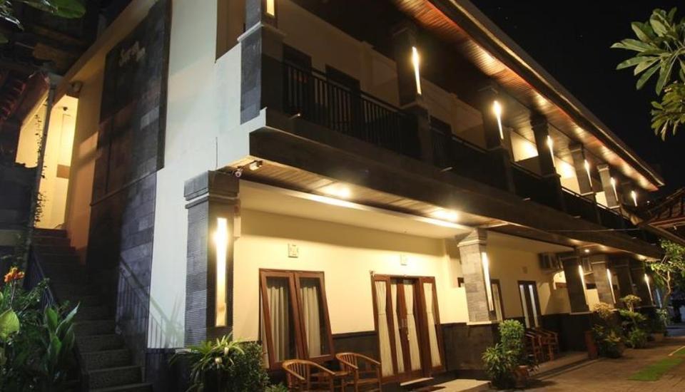 Surya Inn Bali - bangunan