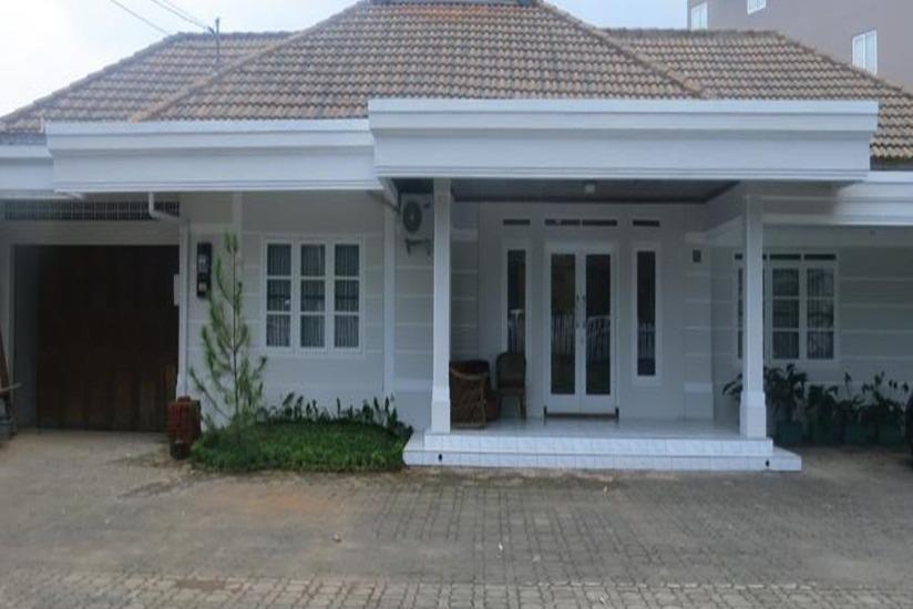 Elenors Home @Eyckman Bandung - Tampilan Luar Hotel