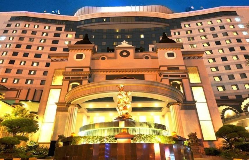 Golden Boutique Hotel Jakarta - Eksterior