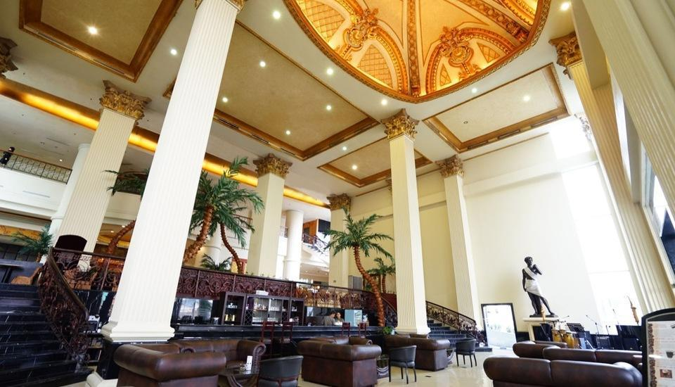 Golden Boutique Hotel Jakarta - PIANO LOUGE