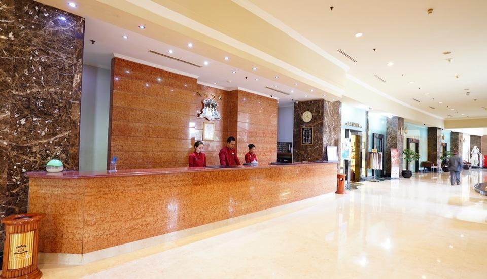 Golden Boutique Hotel Jakarta - LOBBY