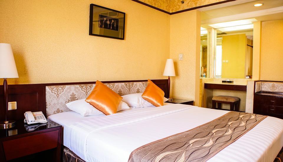 Golden Boutique Hotel Jakarta - Diamond Suite Regular Plan