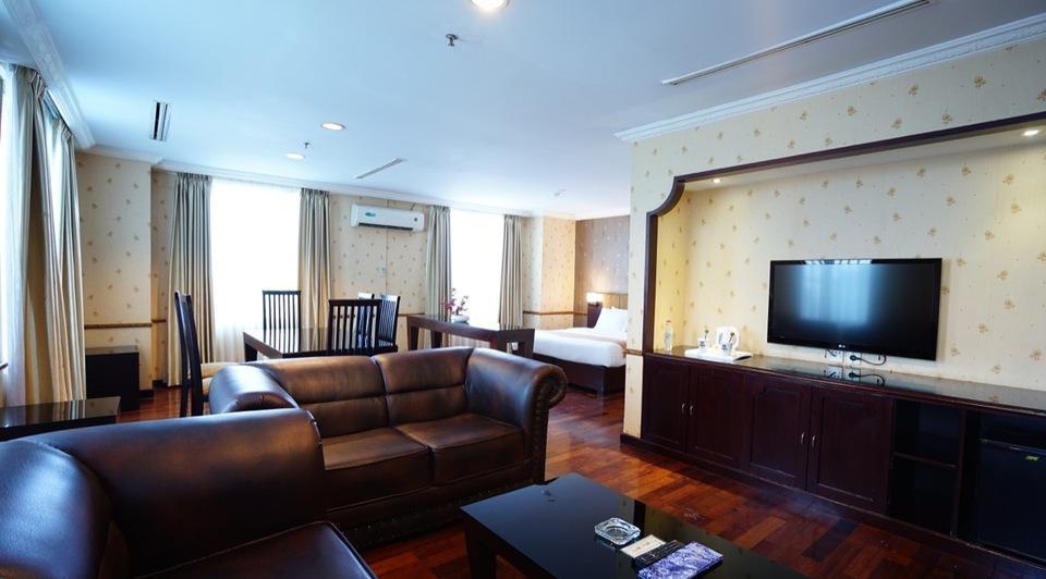 Golden Boutique Hotel Jakarta - Amethyst Suite Regular Plan