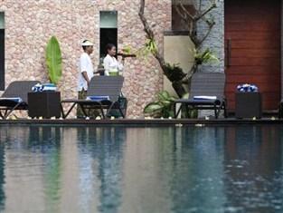 Bayad Ubud Bali Villa Bali - Kolam Renang