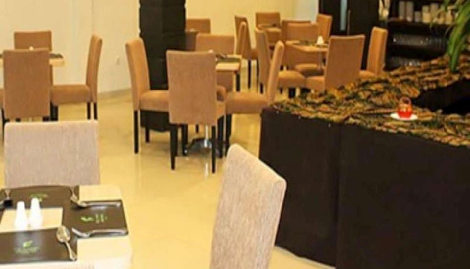 The Summit Siliwangi Hotel Bandung - Restoran