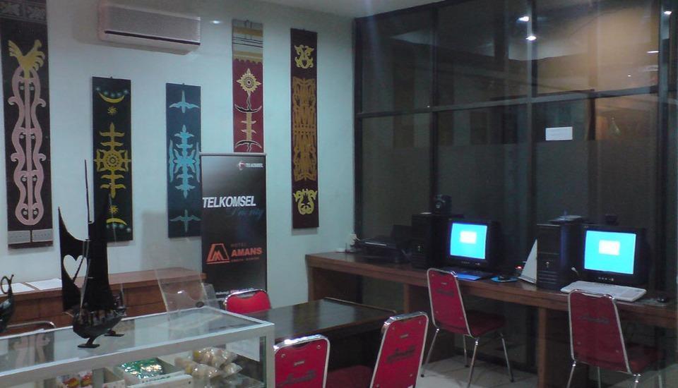 Amans Hotel Ambon - Bussinees Centre