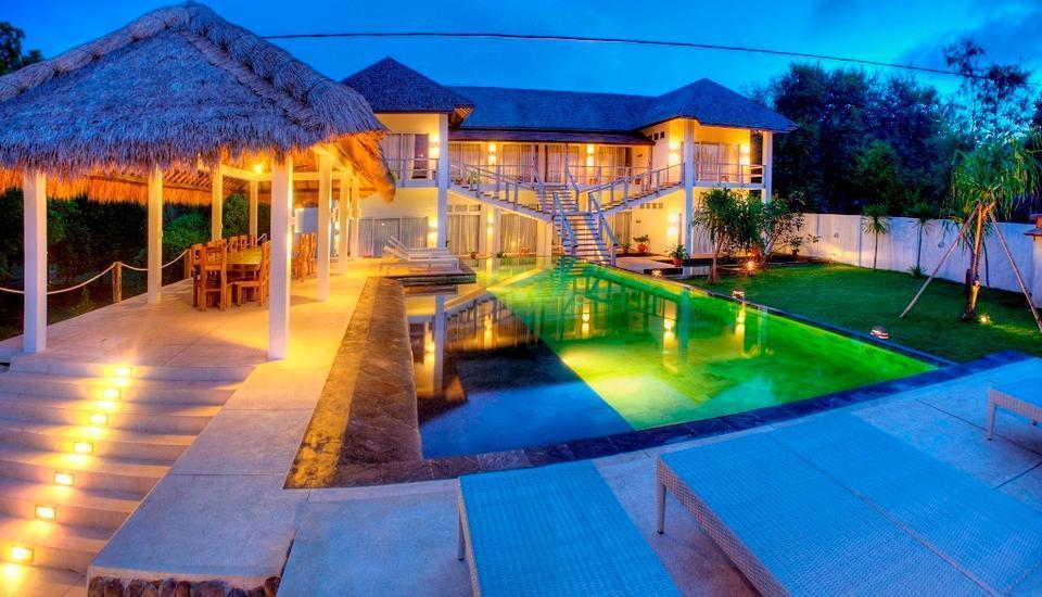 The Trawangan Resort Lombok - Kolam Renang