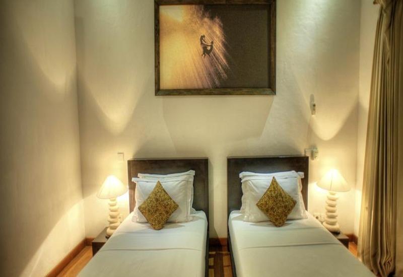 The Trawangan Resort Lombok - Kamar tamu