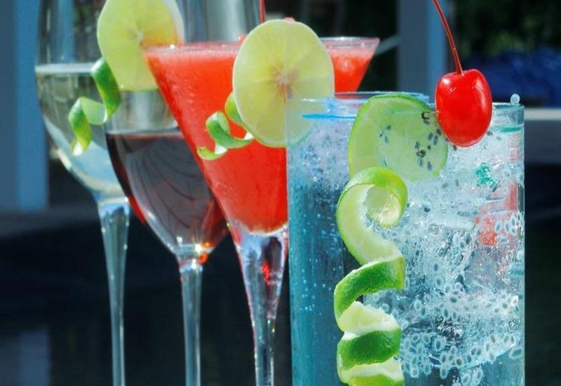 The Trawangan Resort Lombok - Minuman