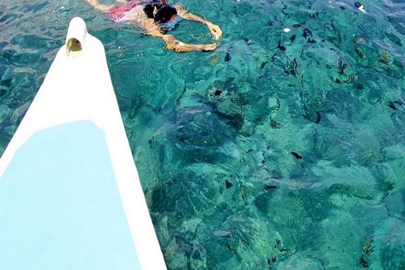 Gino Feruci Lovina - Pemandangan laut