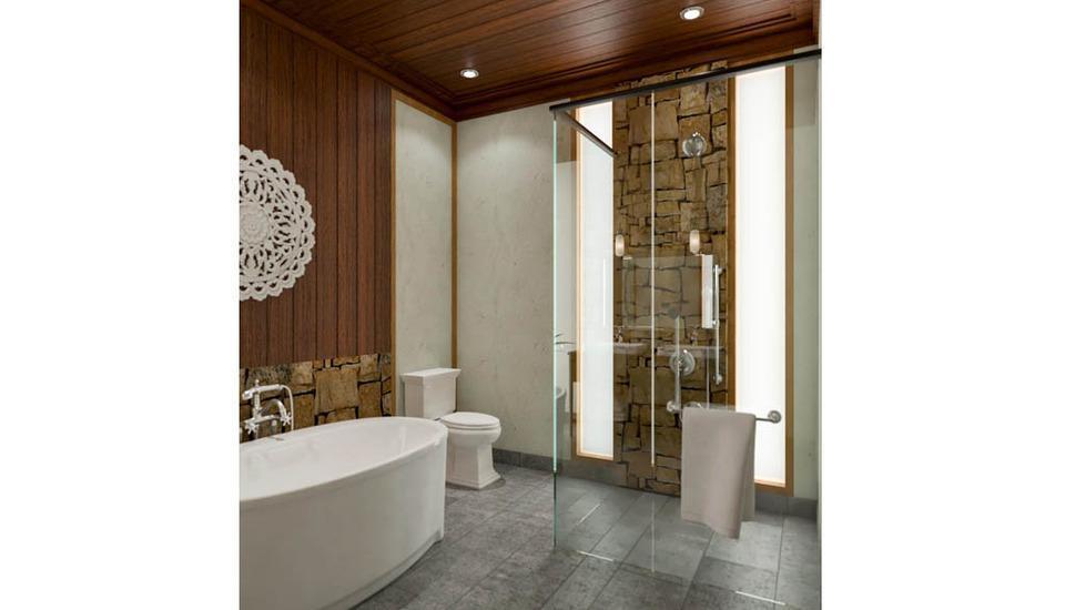 Bromo Lodge by Plataran Pasuruan - Bathroom