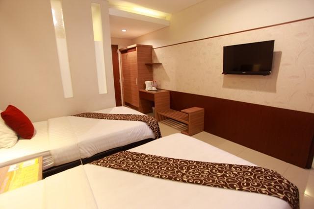 Andelir Convention Hotel Semarang - Kamar tamu