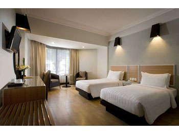Hotel Santika Premiere Jogja -  Deluxe Room Twin Special Promo Last Minute Deal