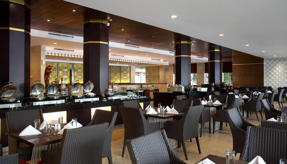 Hotel santika premiere jogja booking murah mulai rp628 099 for Design hotel i restoran navis