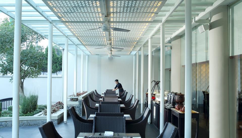 Hotel Santika Premiere Jogja - Pandansari Terrace