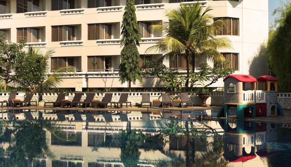 Hotel Santika Premiere Jogja - Tirta Plaza (Pool)