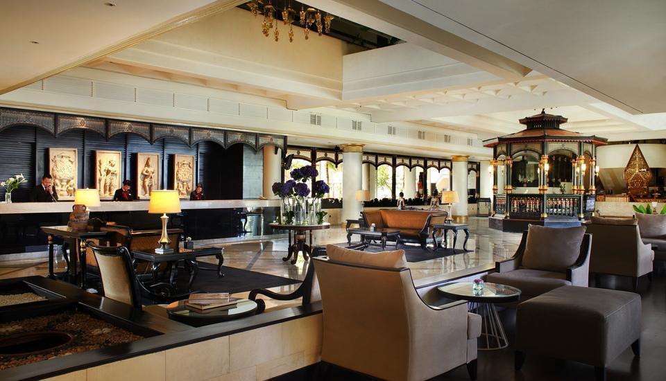 Hotel Santika Premiere Jogja - Lobby