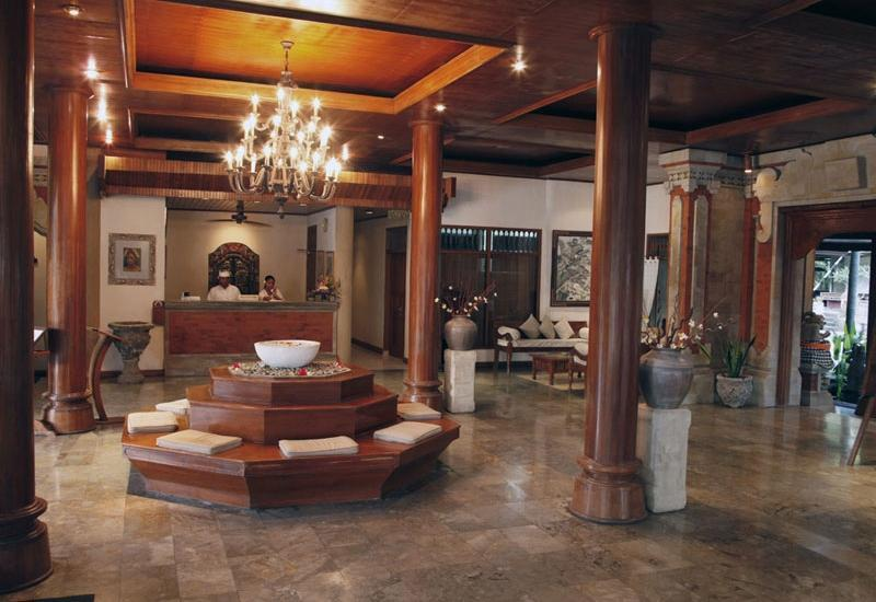 Puri Bagus Candidasa Bali - Lobi