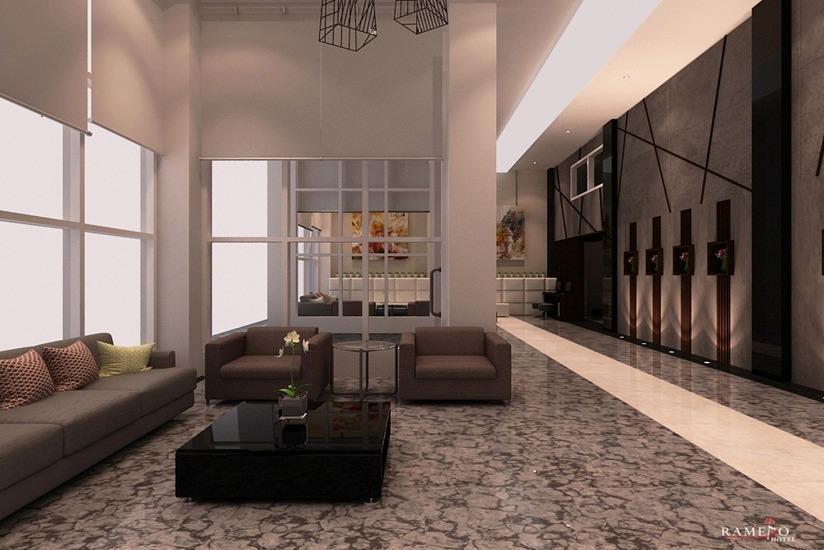 Ramedo Hotel Makassar - Lobi