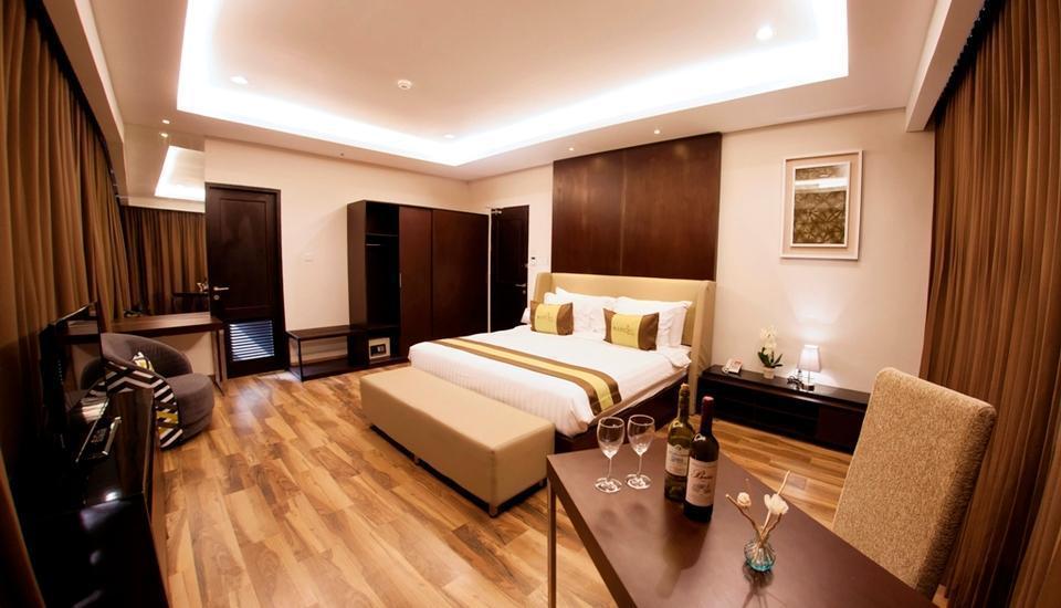 Ramedo Hotel Makassar - KAMAR TIDUR