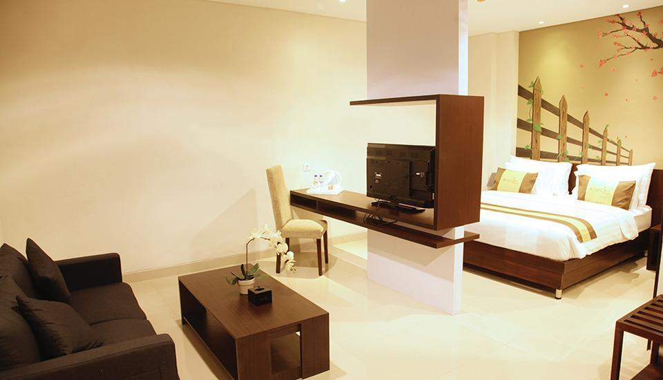 Ramedo Hotel Makassar - Suite Room