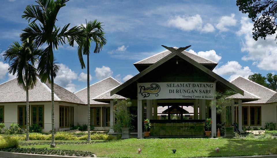 Rungan Sari Resort Palangkaraya - Tampulan Luar