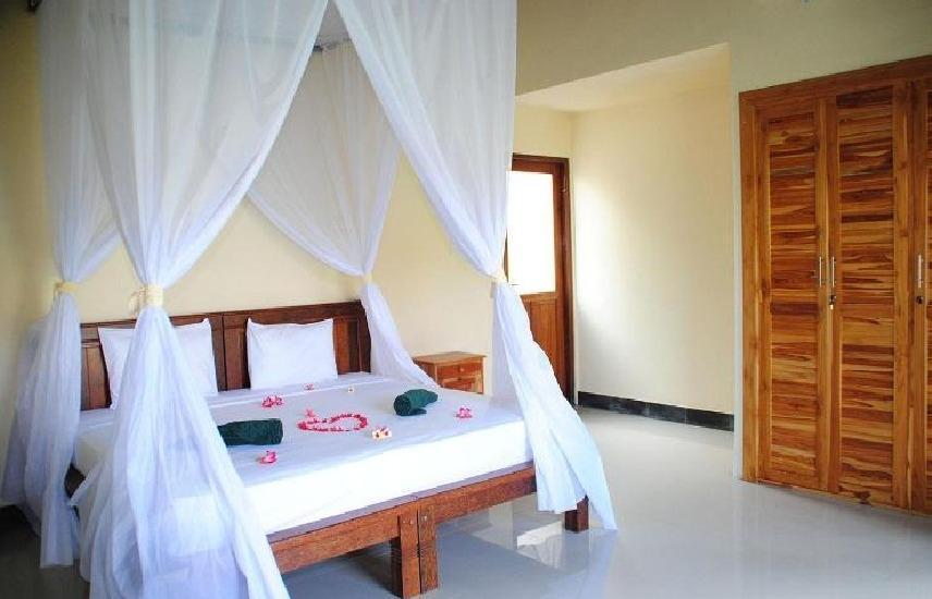 Angin Surga Homestay Pemuteran Bali Bali - Deluxe Double Room Regular Plan