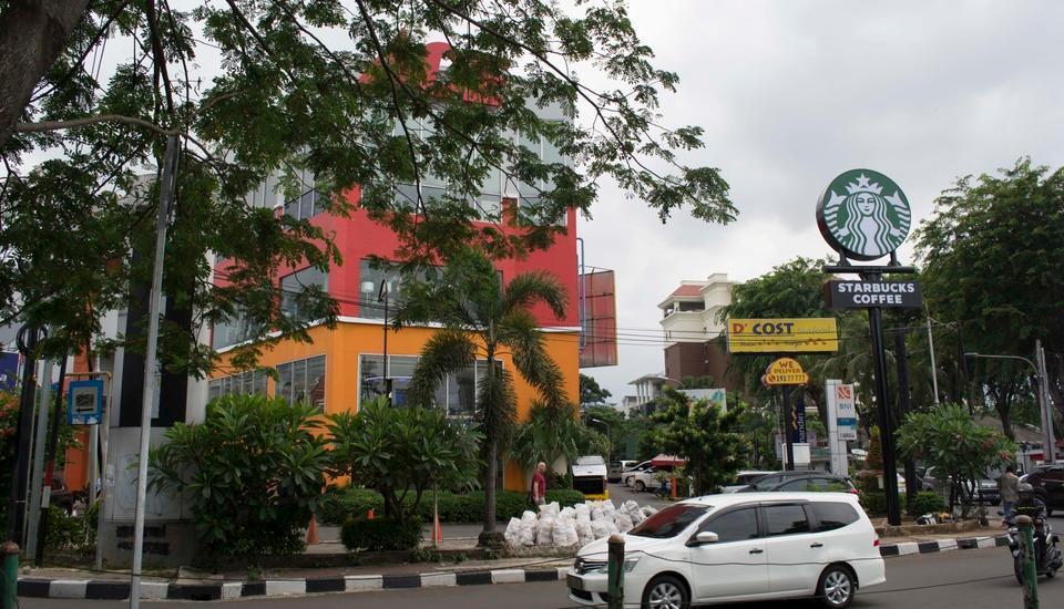 Rumah Betawi Kalipasir Jakarta - Menteng Huis (mall). 3 menit dari homestay.